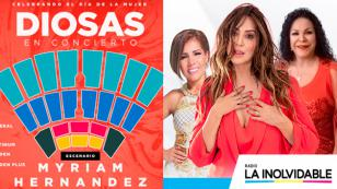 Concierto de Myriam Hernández en Perú: aquí el precio de las entradas