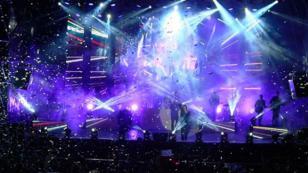 Myriam Hernández enamoró a todos sus fans en Bolivia