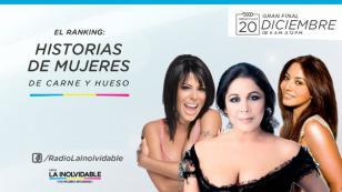 ¡Myriam Hernández logró el primer lugar del ranking 'Historias de Mujeres de Carne y Hueso'!