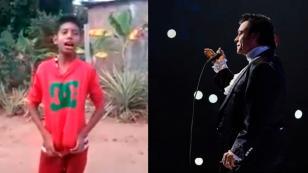 Niño se hace viral por recordar a Juan Gabriel con esta canción