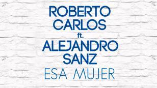 Escucha el nuevo sencillo de Roberto Carlos con Alejandro Sanz