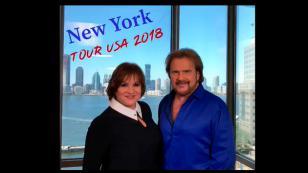 Pimpinela publica un video de su reciente presentación en Nueva York