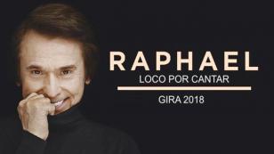 Raphael confirma concierto en Chile y Argentina