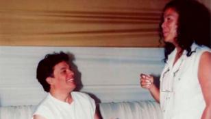 Recuerda cuando Juan Gabriel conoció a Eva Ayllón