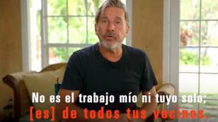 Ricardo Montaner es parte de una campaña para apoyar a Venezuela