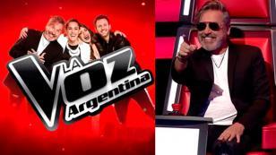 Mira el video oficial de Ricardo Montaner en La Voz Argentina
