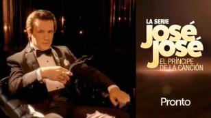 'La Serie José José El Príncipe de la canción' se estrenará pronto