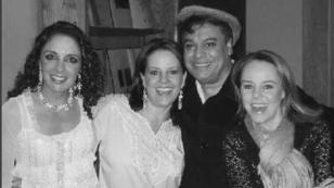 Las chicas del trío Pandora recordaron con mucho cariño a Juan Gabriel