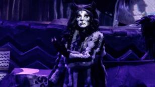 Yuri debutó como actriz en el musical 'Cats'