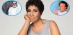Julio Iglesias y Ricardo Montaner le dedicaron mensajes a Aretha Franklin